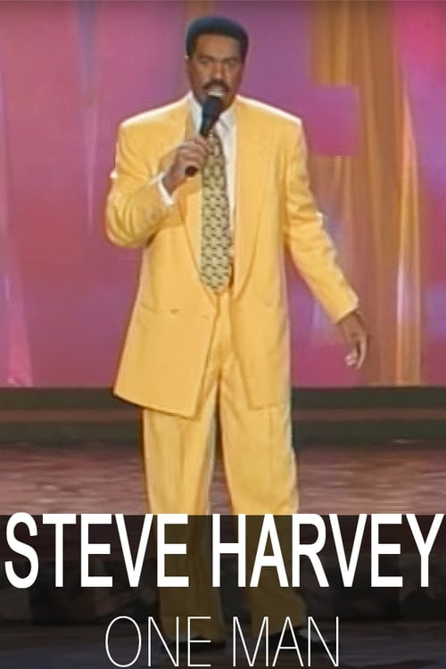 Steve Harvey: One Man