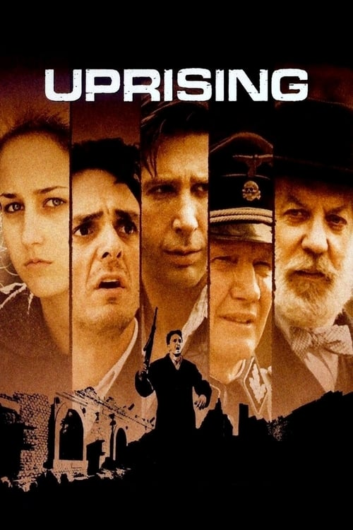 Largescale poster for Uprising