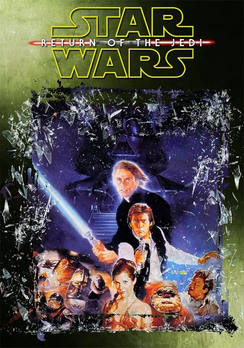 Return of the Jedi poster