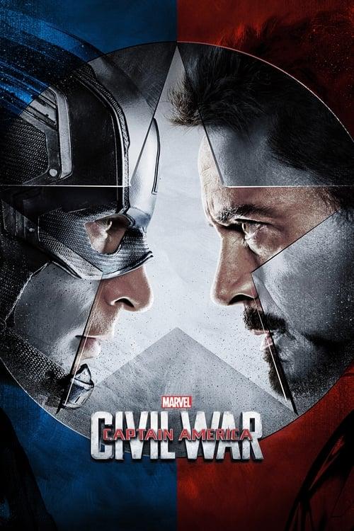 Regarder Captain America : Civil War (2016) dans Français En ligne gratuit