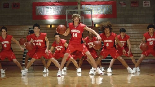 Watch High School Musical (2006) in English Online Free | 720p BrRip x264