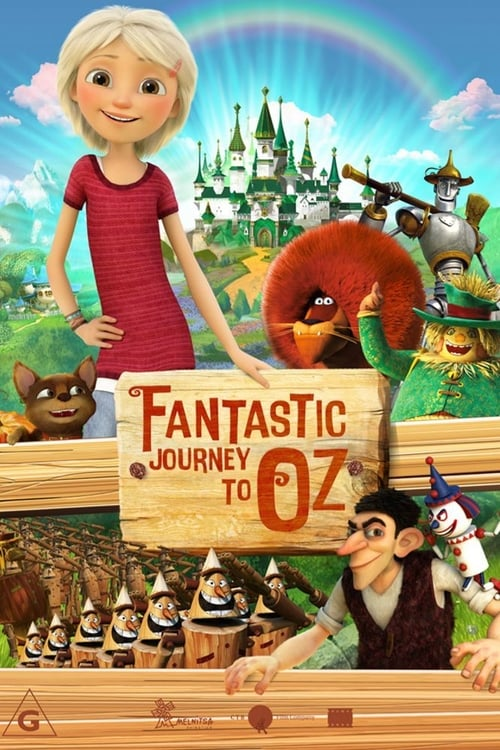 Fantastic Journey to Oz stream movies online free
