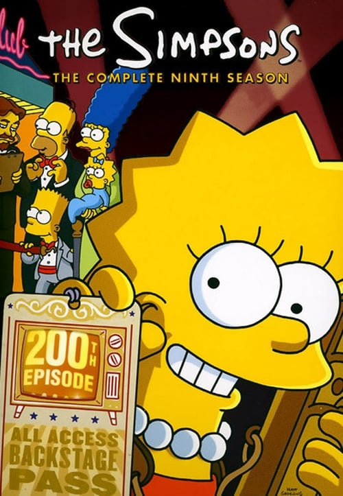 Watch The Simpsons Season 9 in English Online Free