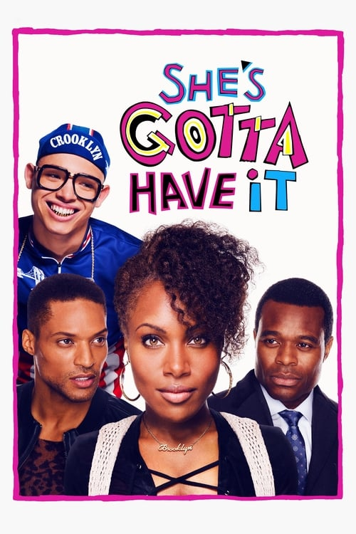 Box art for She's Gotta Have It