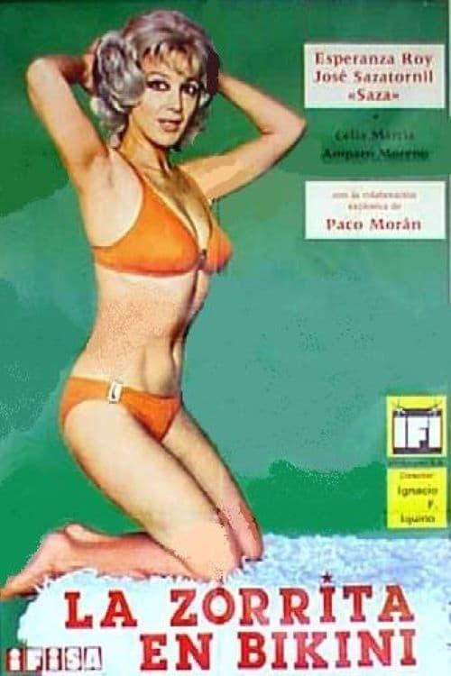 Cunning Young Vixen in a Bikini