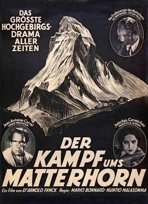 The Fight for the Matterhorn