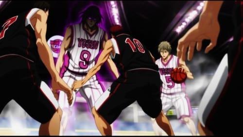 Kuroko no Basket: Last Game Poster