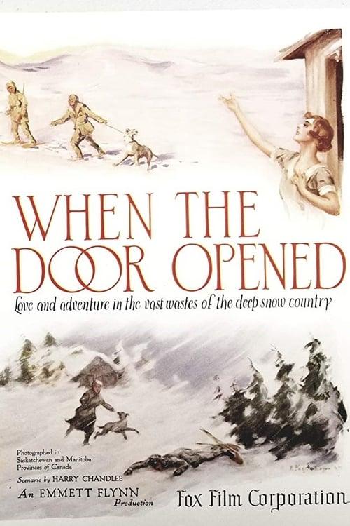 When the Door Opened