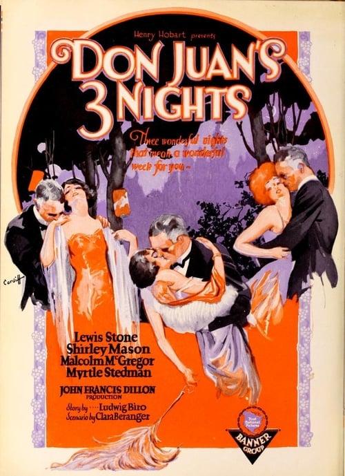Don Juan's 3 Nights