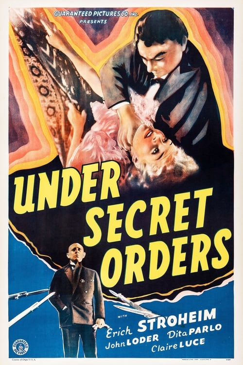 Under Secret Orders