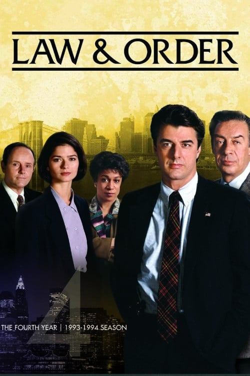 Watch Law & Order Season 4 in English Online Free