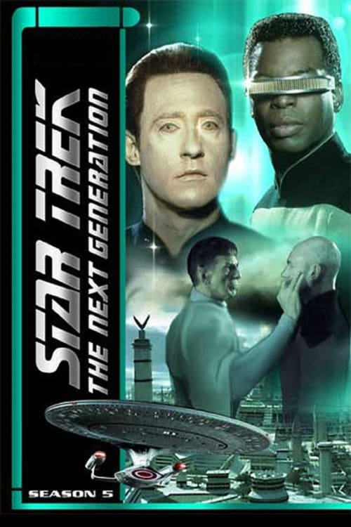 Watch Star Trek: The Next Generation Season 5 in English Online Free