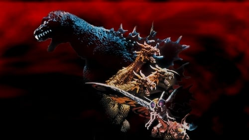 Godzilla, Mothra and King Ghidorah: Giant Monsters All-Out Attack Poster