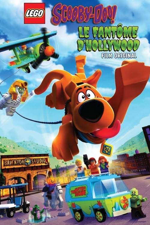 LEGO Scooby Doo Haunted Hollywood 2016 FRENCH BDRiP