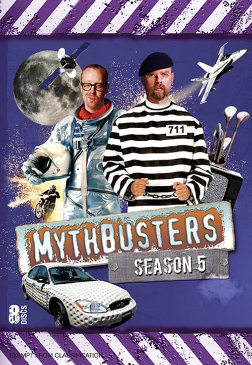 Watch MythBusters Season 5 in English Online Free