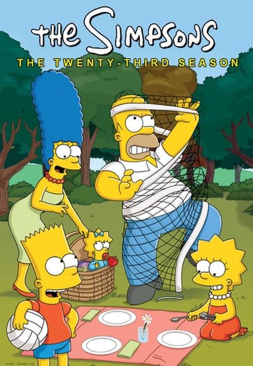 Regarder Les Simpson Saison 23 dans Français En ligne gratuit