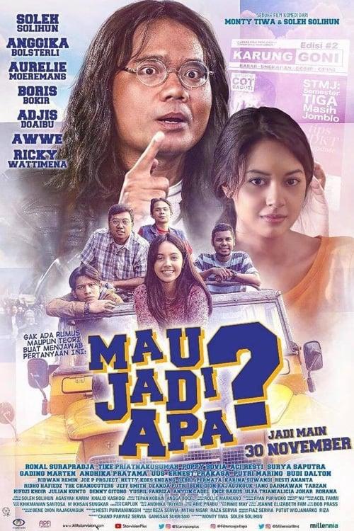 Mau Jadi Apa? stream movies online free