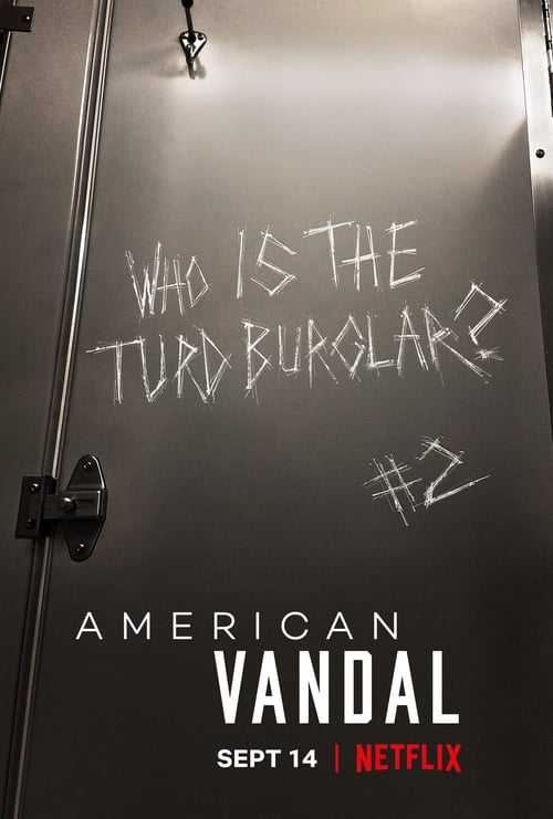 American Vandal poster