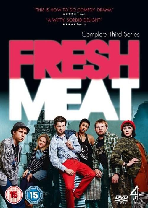 Watch Fresh Meat Season 3 Episode 5 Full Movie Download