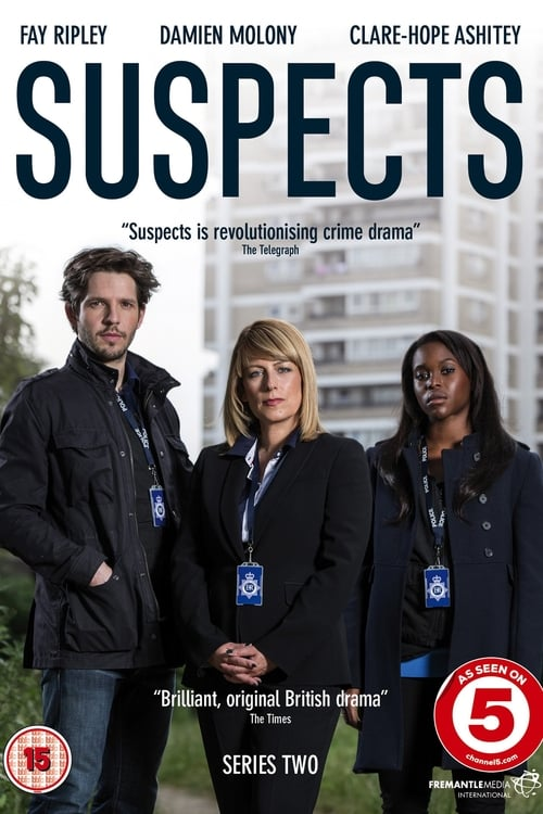 Watch Suspects Season 2 in English Online Free