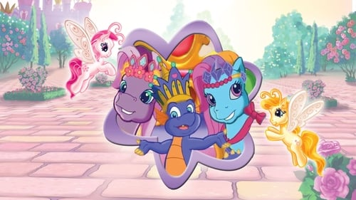 My Little Pony: The Princess Promenade Poster