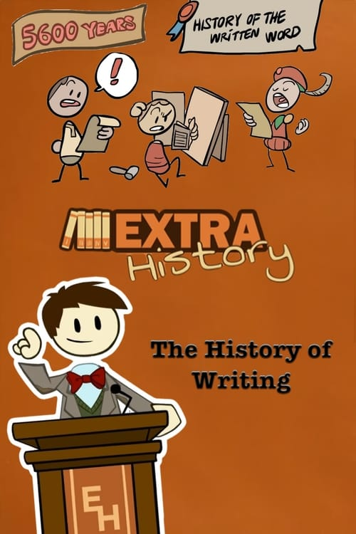 Watch Extra History The History of Writing Full Movie Download