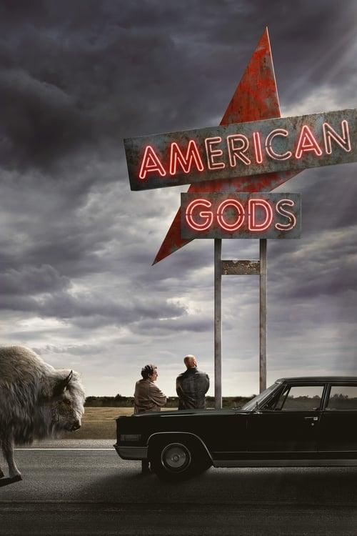 Watch American Gods (2017) in English Online Free   720p BrRip x264