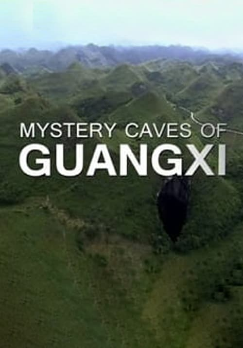 Mystery Caves Of Guangxi