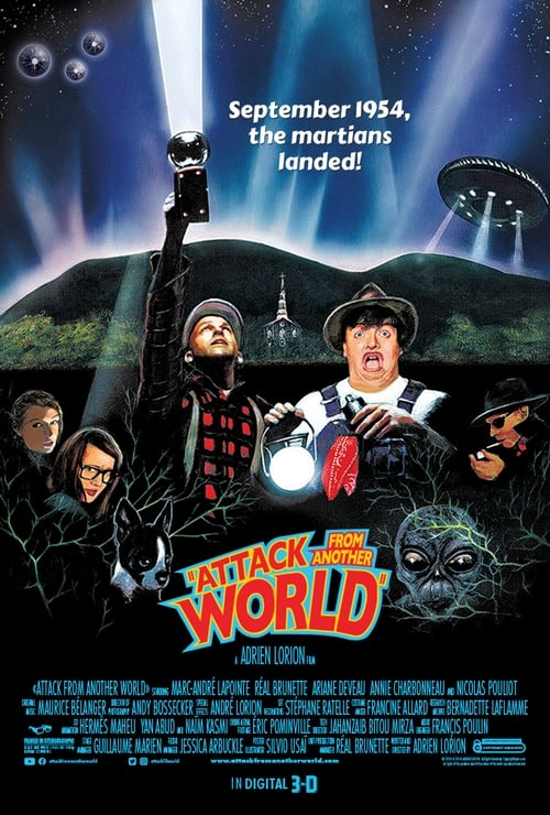 Attack from another World