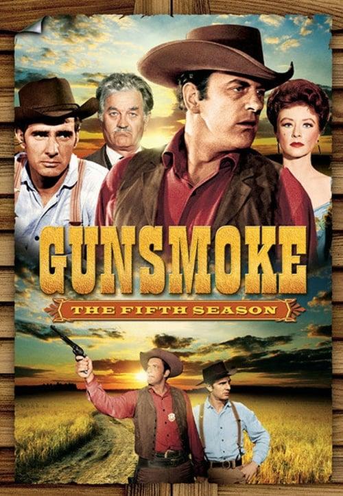 Watch Gunsmoke Season 5 in English Online Free