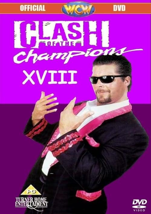 WCW Clash of The Champions XVIII