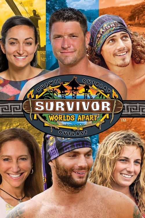 Survivor - Worlds Apart