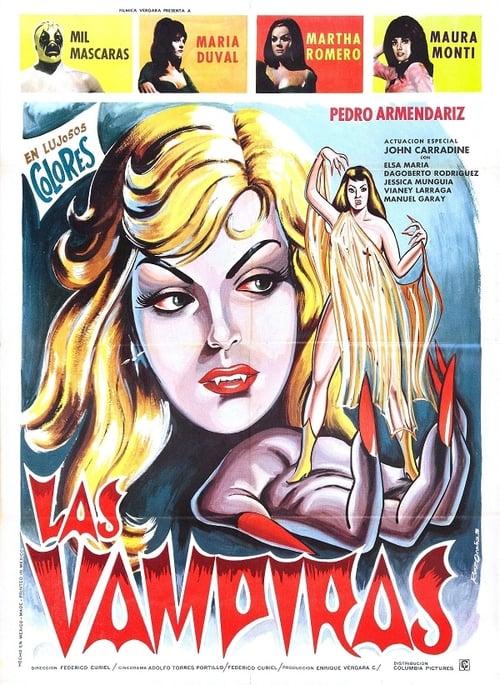 The Vampire Girls