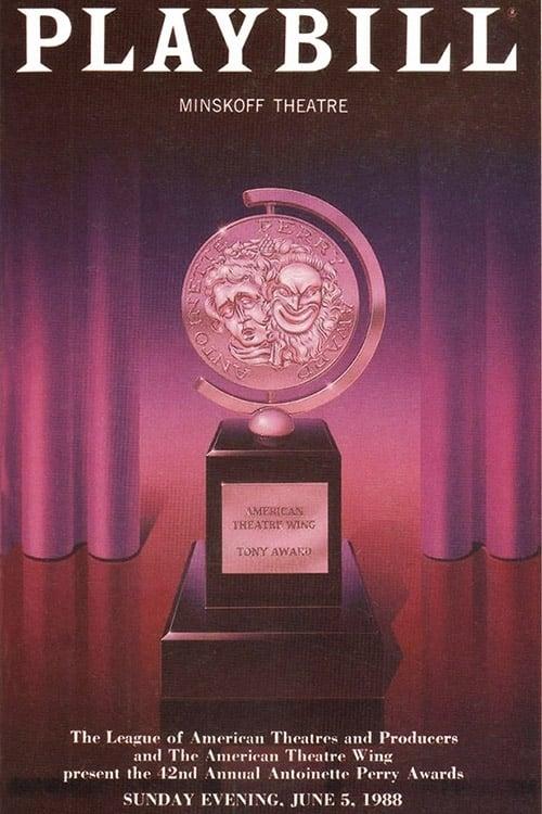 The 42nd Annual Tony Awards