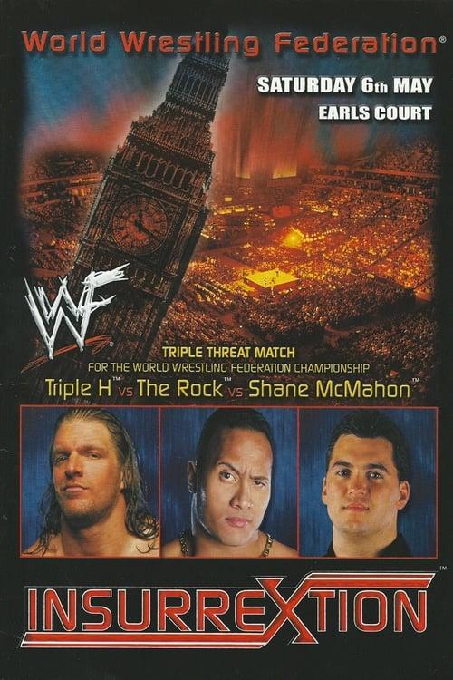 WWE Insurrextion 2000