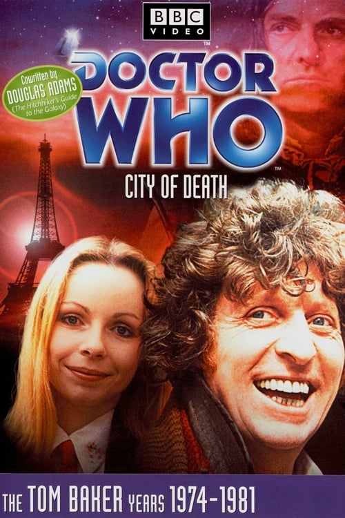 Doctor Who: City of Death poster