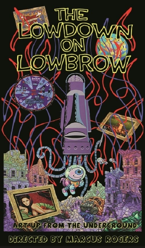 Largescale poster for The Lowdown on Lowbrow
