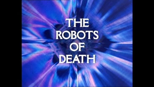 Doctor Who: The Robots of Death Poster