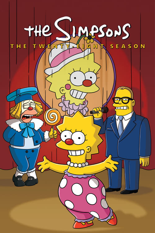 Watch The Simpsons Season 28 in English Online Free