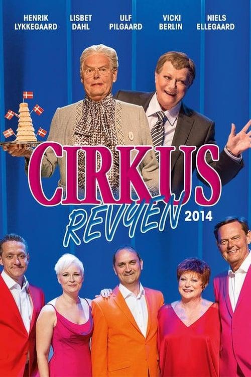 Cirkusrevyen 2014