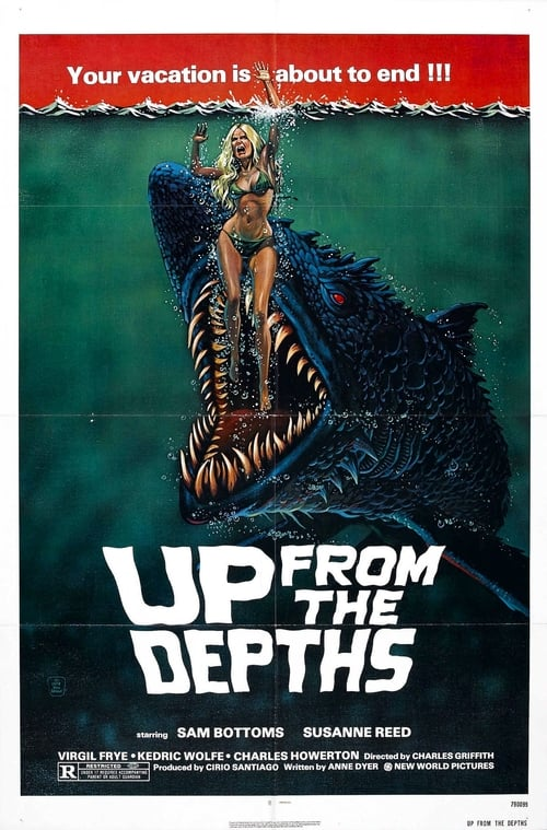 Up from the Depths poster