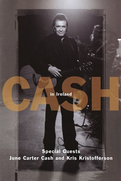Johnny Cash In Ireland - 1993