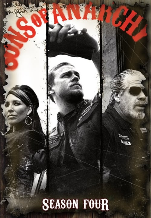 Watch Sons of Anarchy Season 4 in English Online Free