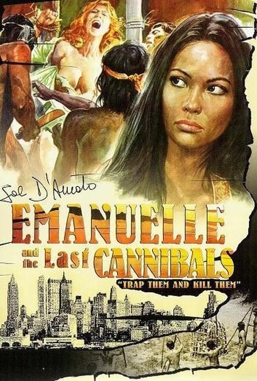 Emanuelle e gli ultimi cannibali poster