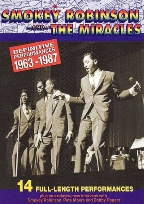 Smokey Robinson and the Miracles Definitive Performances 1963-1987