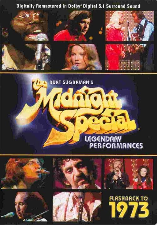 The Midnight Special Legendary Performances: Flashback to 1973