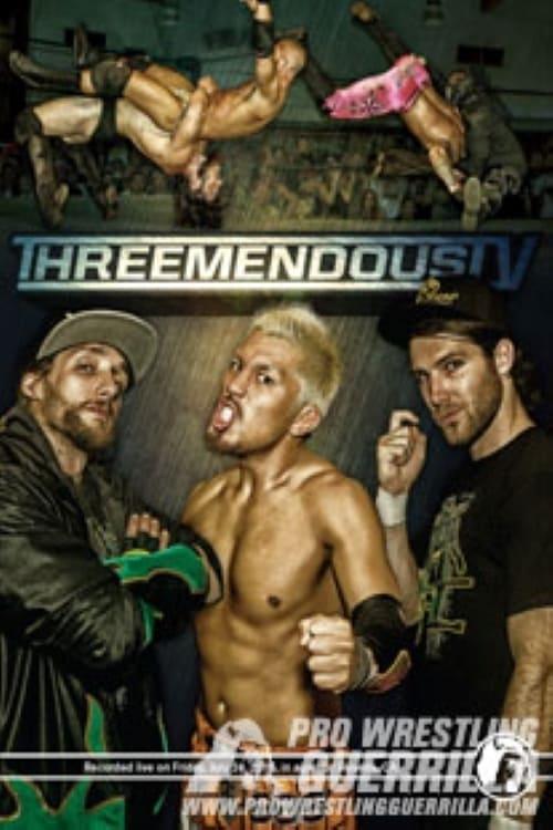 PWG: Threemendous IV