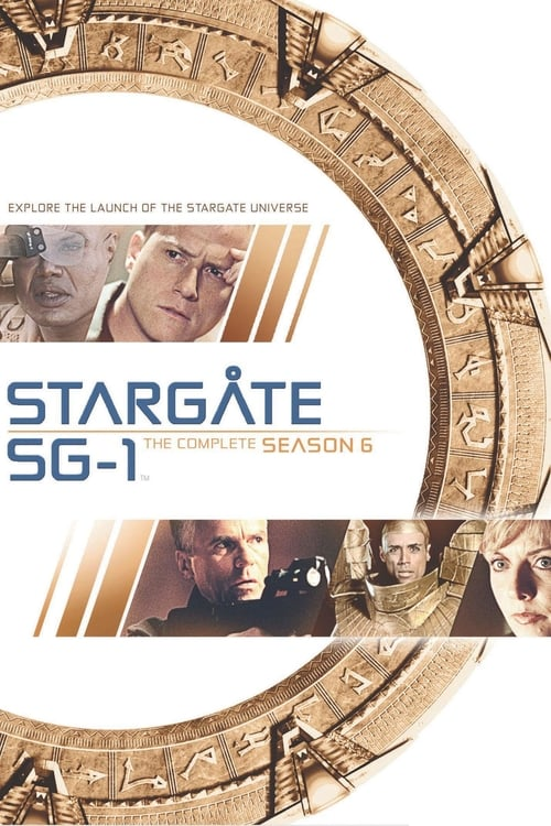Watch Stargate SG-1 Season 6 in English Online Free