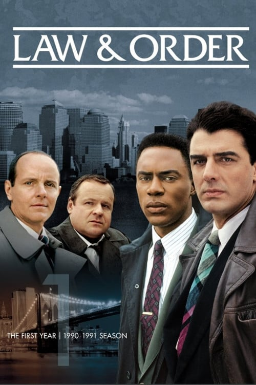 Watch Law & Order Season 1 in English Online Free