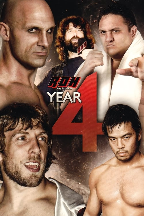 Ring of Honor: Year Four